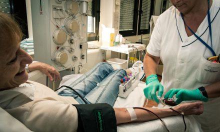 Donazione di sangue, la plasmaferesi