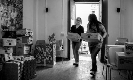 Donazioni e volontariato, Caritas della parrocchia SM della consolazione