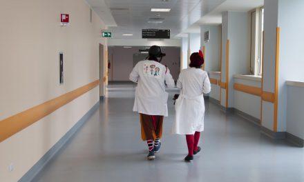 Clown terapia, Ciupa e fischietto…i Dottor Sorriso