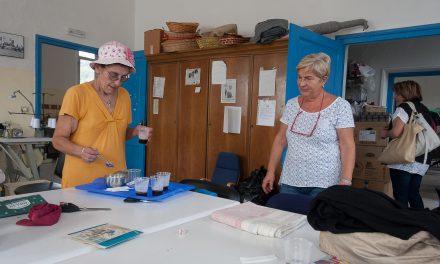 Laboratorio di sartoria Auser