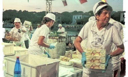 Sagra, festa del pesce