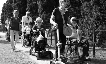 Assistenza disabili, gita a Murano