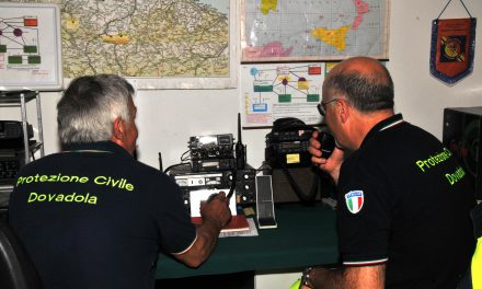 Volontari di protezione civile
