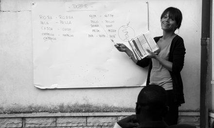 Assistenza immigrati, la storia di Linda