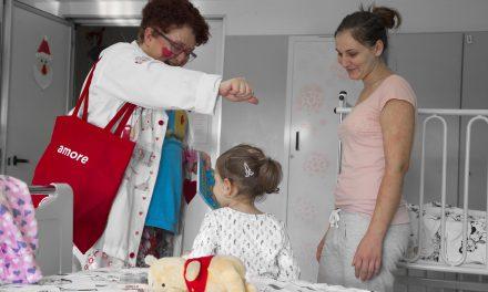 Clown dottori, donare colore con un sorriso