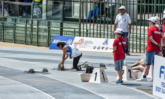 Athletics I.P.C. Paraolimpic