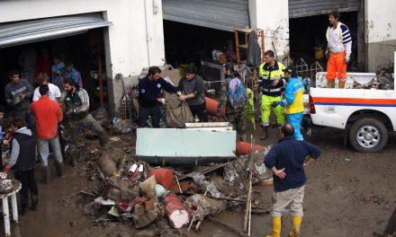 Alluvione ad Aulla, resilienza