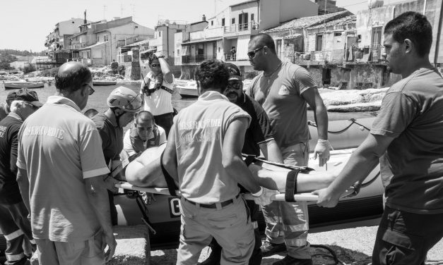 Esercitazione Misericordia Sicilia