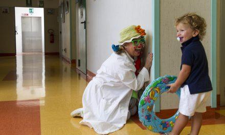Clown terapia, missione sorriso in pediatria