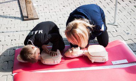 Esercitazione di primo soccorso