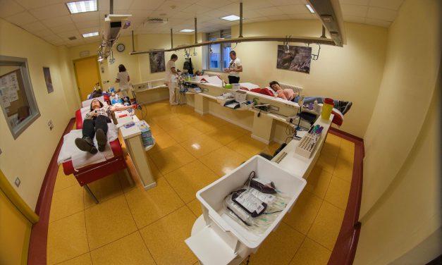 Donazione di sangue, la gioia del dono