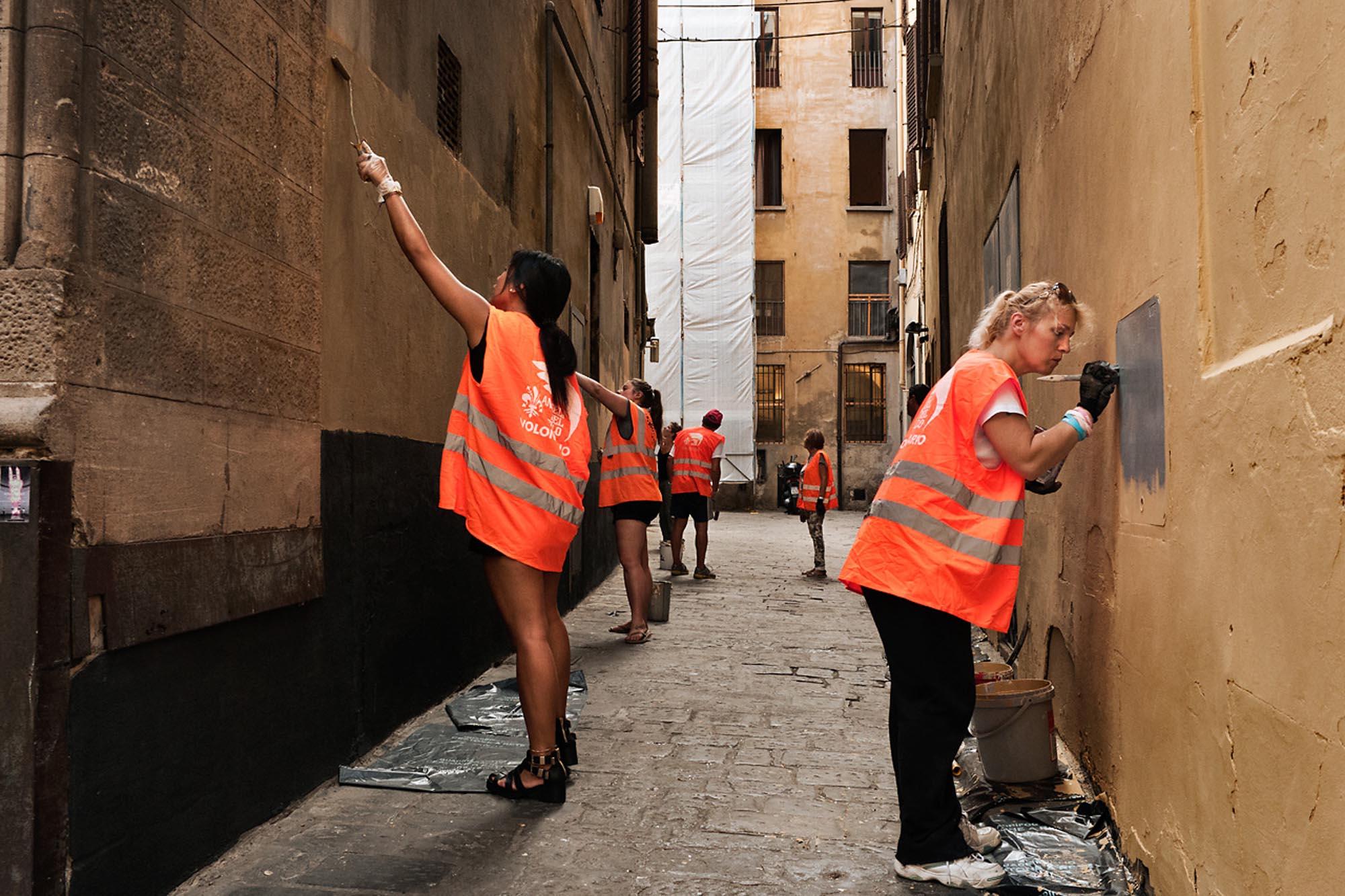0037 riqualificazione beni comuni 1 - Storie di volontariato toscano