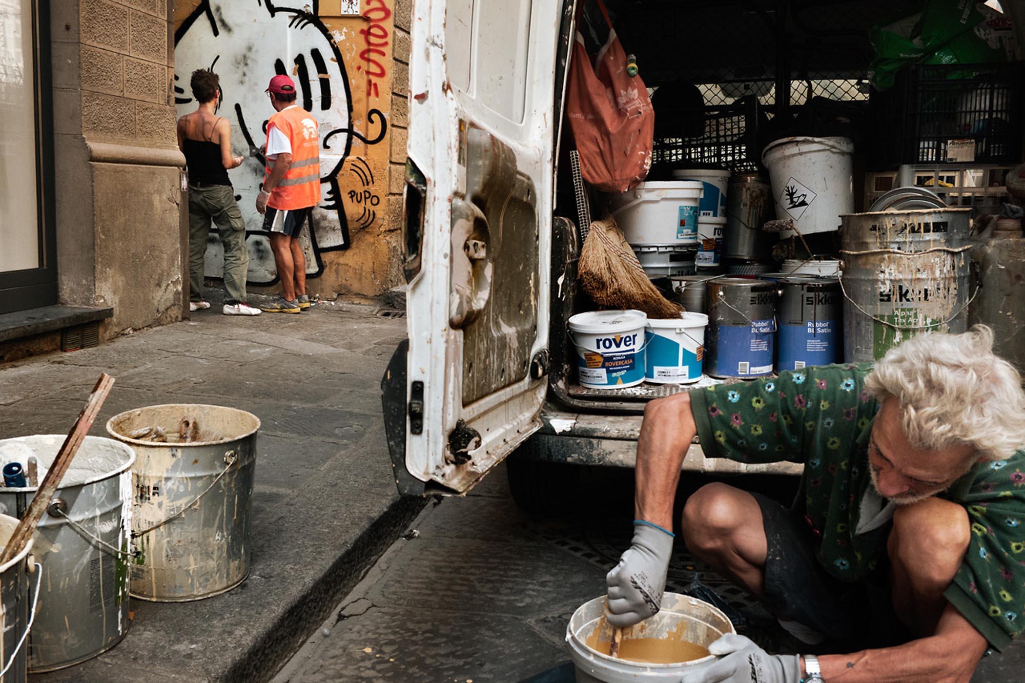 0037 riqualificazione beni comuni 4 - Storie di volontariato toscano
