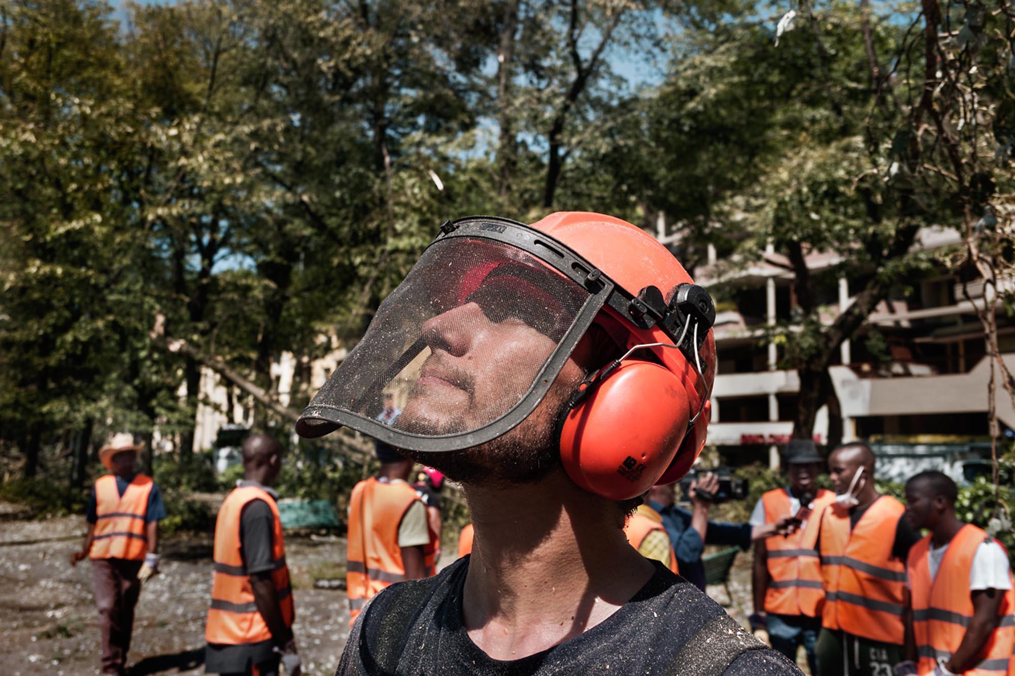 0037 volontari sicurezza ambiente 1 - Storie di volontariato toscano