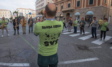 Croce rossa e Protezione civile Livorno