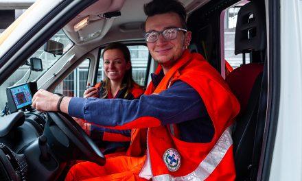 Trasporti in ambulanza, la croce Blu di San Felice