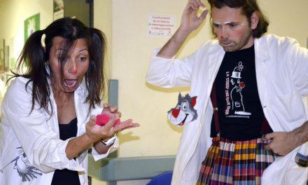 Clown dottori, la tribù dei nasi rossi