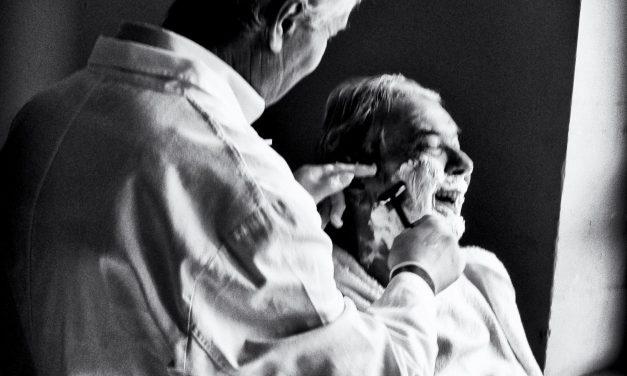 Assistenza in reparto, la barba