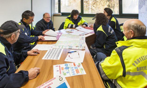 Esercitazione protezione civile, niente paura