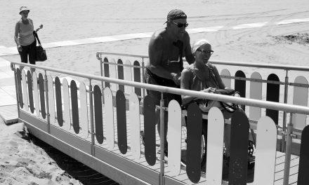 Assistenza disabili, anche noi al mare