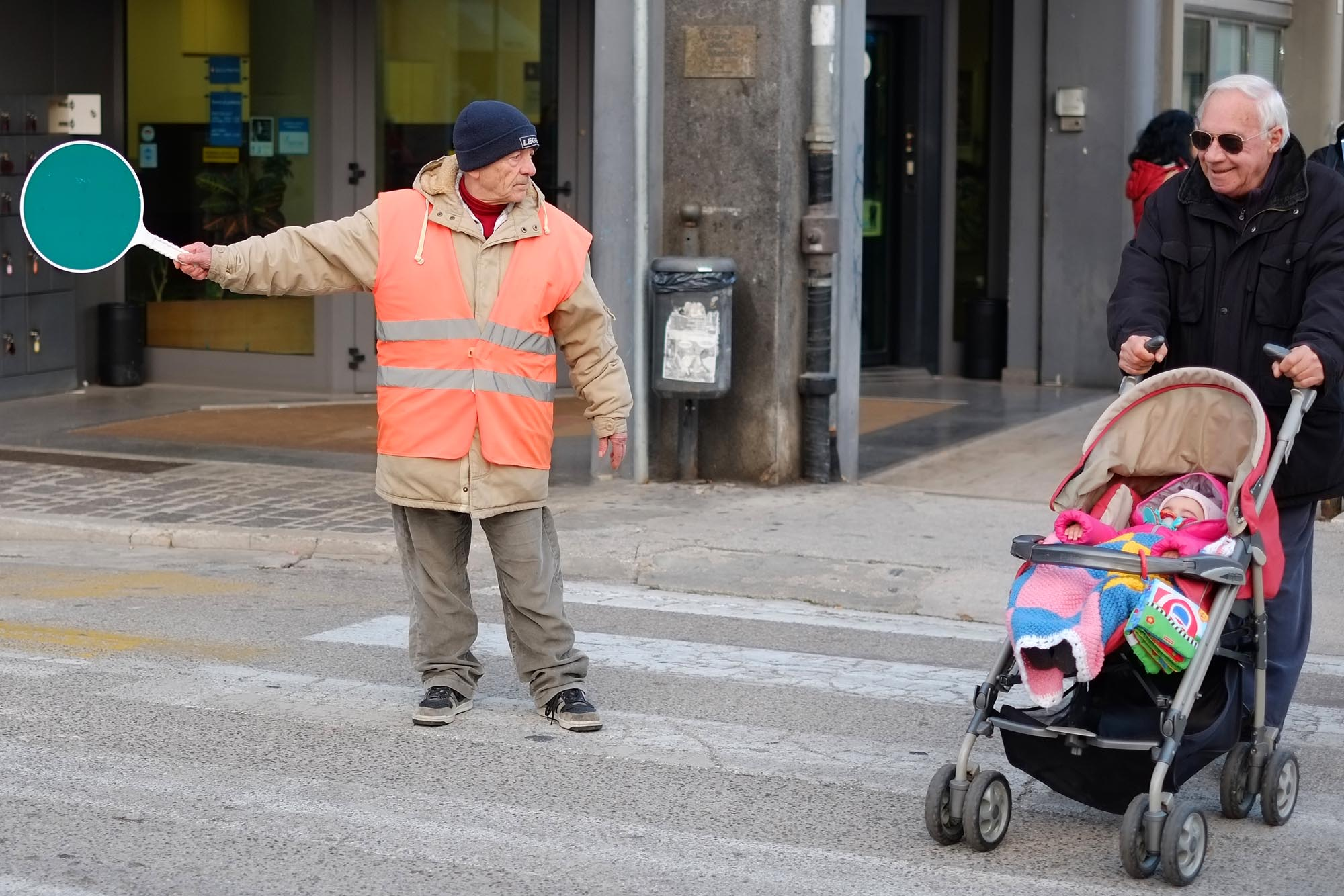 0171 Anziani volontari - Auser, anziani volontari