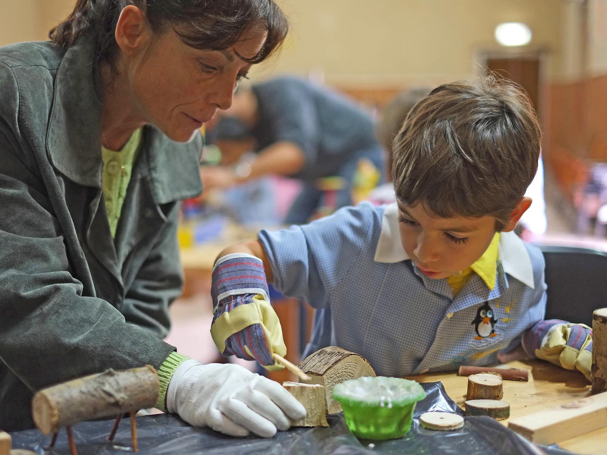 0171 Laboratori creativi bambini ragazzi 2 - Laboratori per bambini e assistenza Auser