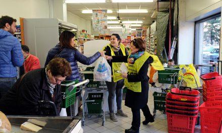 Associazione Televita, banco alimentare e assistenza sociale