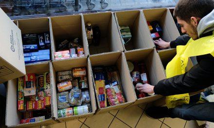 Banco alimentare, associazione Televita