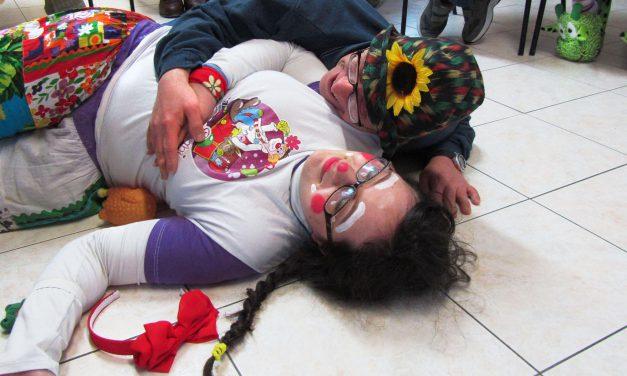 Clownterapia, il baule dei sogni