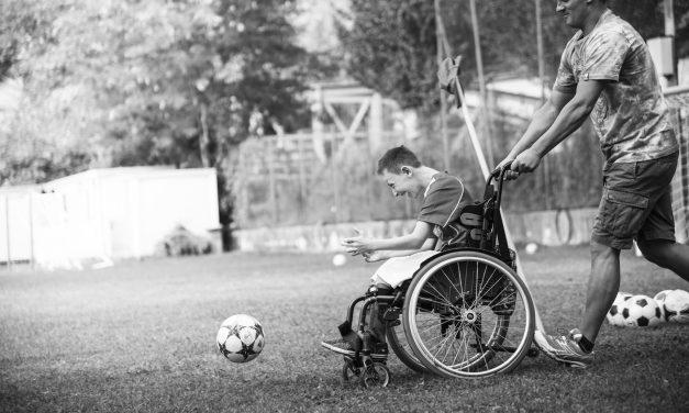 Assistenza disabili, il sorriso