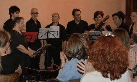 Concerto di beneficenza, cantare è donare