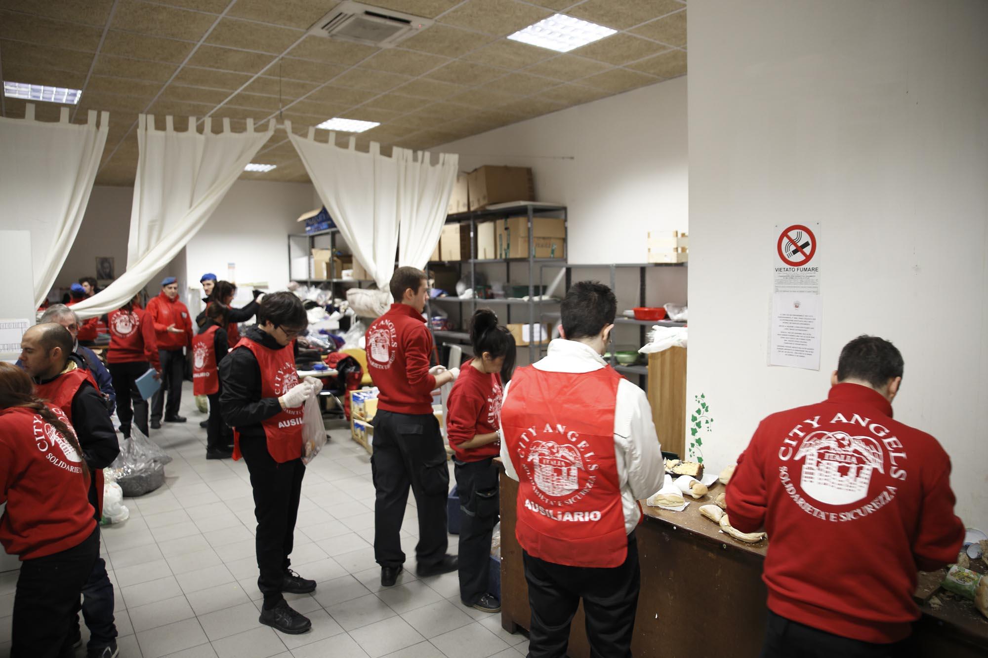 0241 Preparazione pasti - Assistenza sociale, city Angels