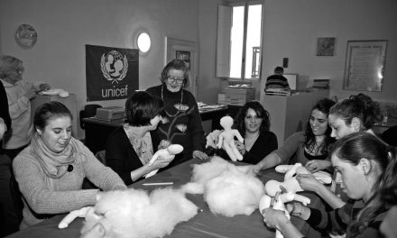 Laboratorio di pigotte UNICEFF