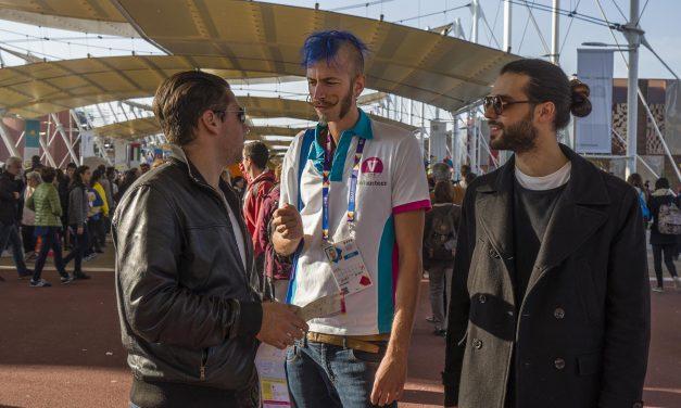 Volontari Expo milano 2015