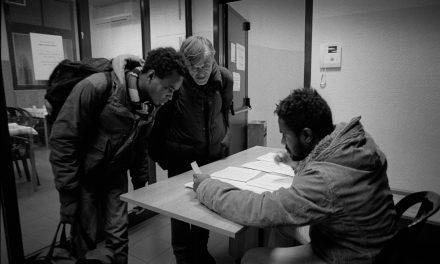 Mensa della Caritas di Bologna