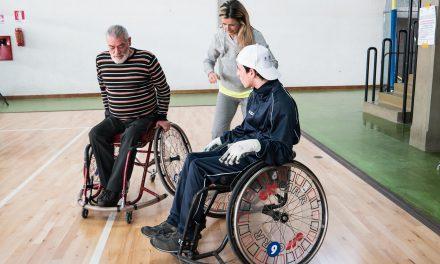 Attività sportive con i disabili, cacao meravigliao
