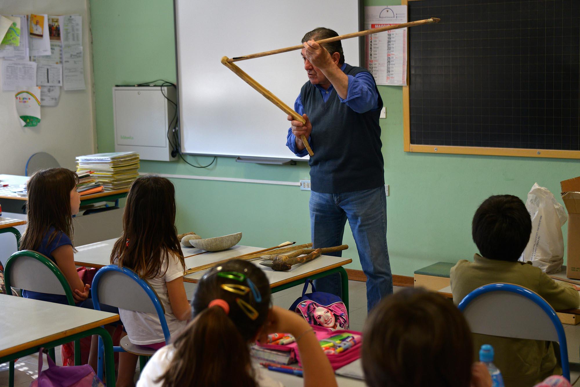 0311 Archeologia per bambini 1 - Laboratorio didattico di archeologia sperimentale