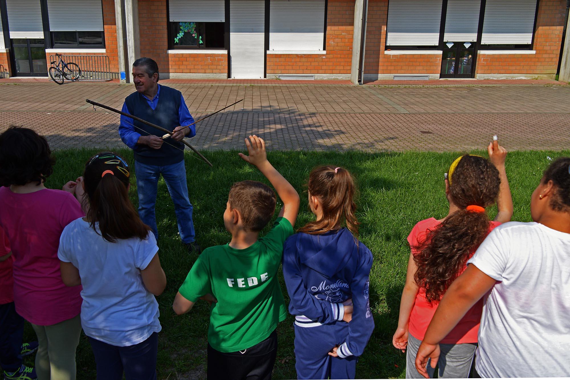 0311 Archeologia per bambini - Laboratorio didattico di archeologia sperimentale