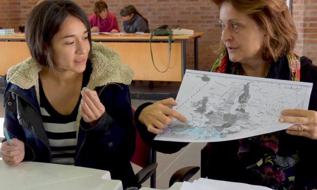 Insegnamento lingua italiana, donne per le donne