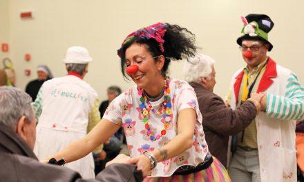 Associazione clown di corsia, viviamo in positivo