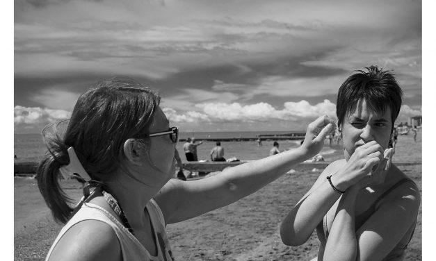 Gita in spiaggia, l'amore incondizionato