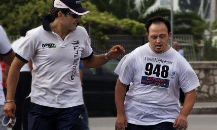 Sport disabili, una corsa speciale