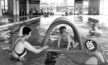 Gruppo nuoto disabili, GND