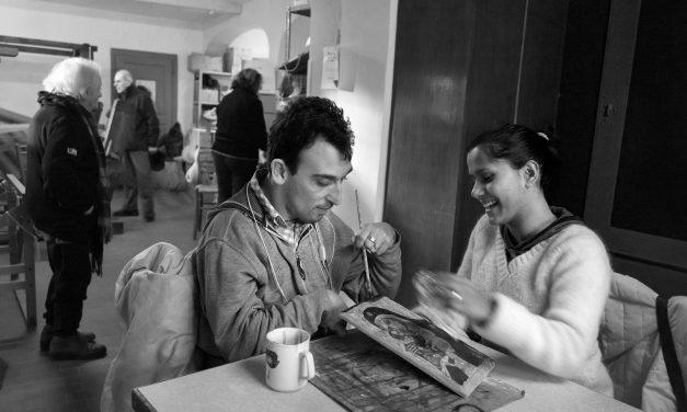 Laboratori culturali per disabili, gruppo volontari della solidarietà