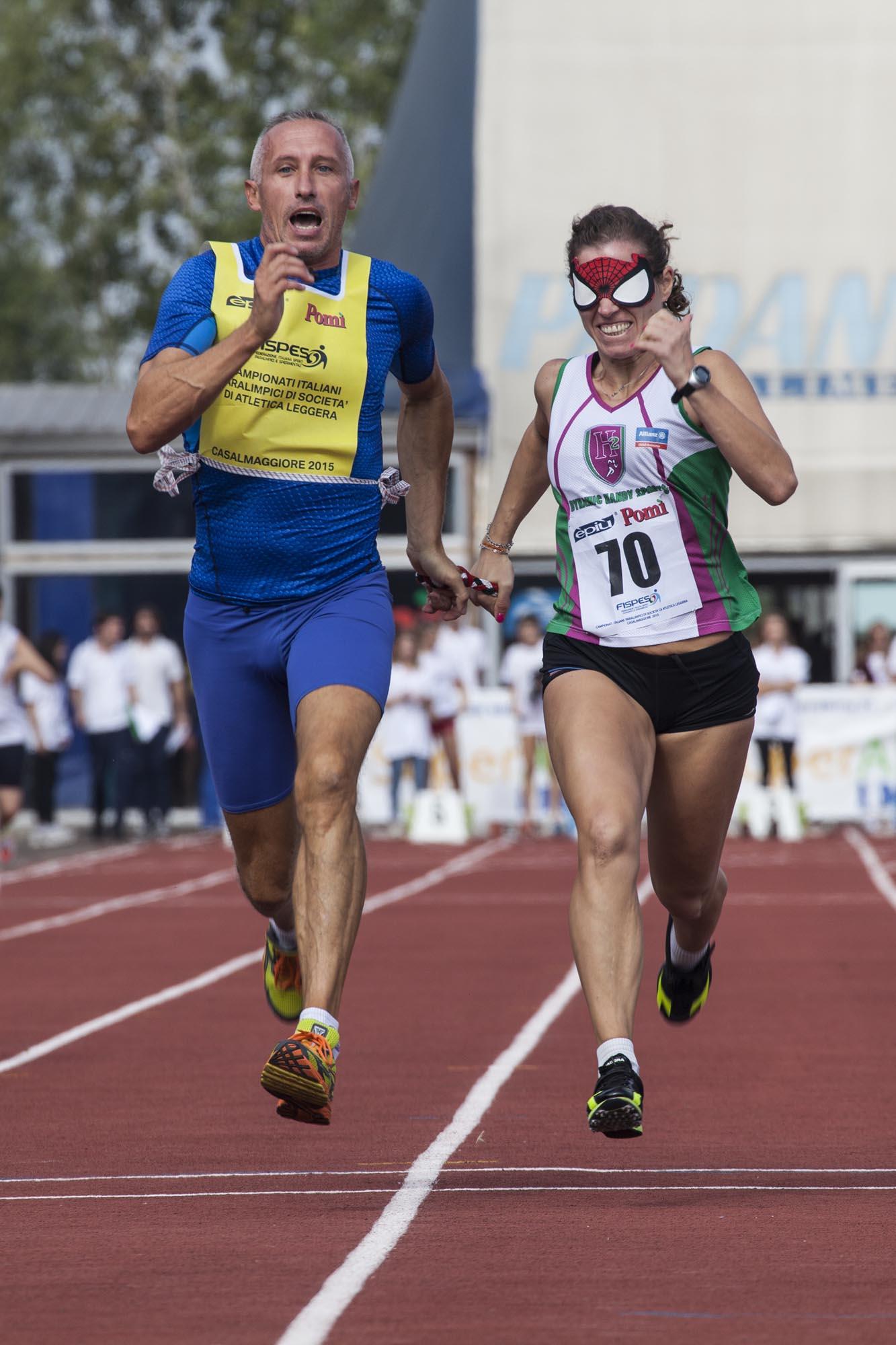 0454 gara atleti con disabilita - Manifestazione sportiva