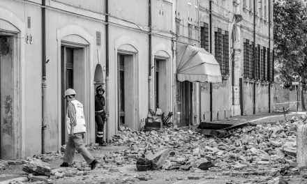 Protezione civile, il terremoto in Emilia del 2012
