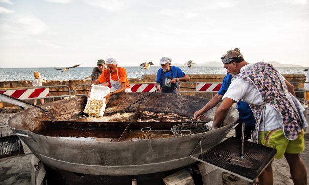 Sagra del pesce a Piombino