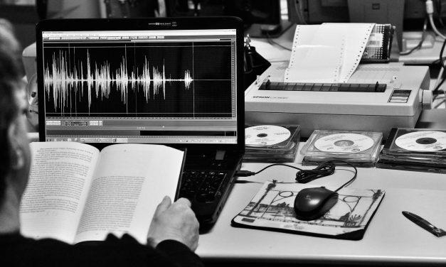 Registrazione di audiolibri