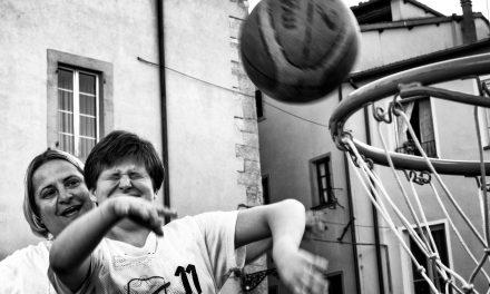 Sport, Baskin il canestro dei sorrisi