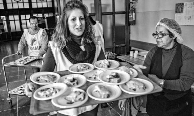 Banco alimentare, in 1000 a cena
